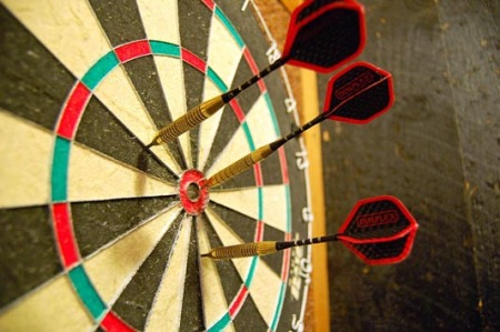 SEO doesn't have to be a blind shot at the target.