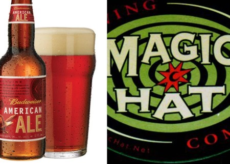 Budweiser may have the fancy packaging and Super Bowl ads, but Magic Hat leads a Tribe.